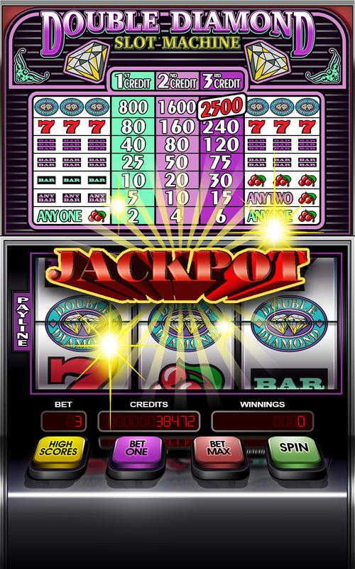 Double Diamond Casino Slots