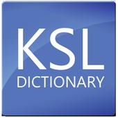 KSL Dictionary icon
