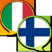 Italian Finnish Dictionary Fr icon