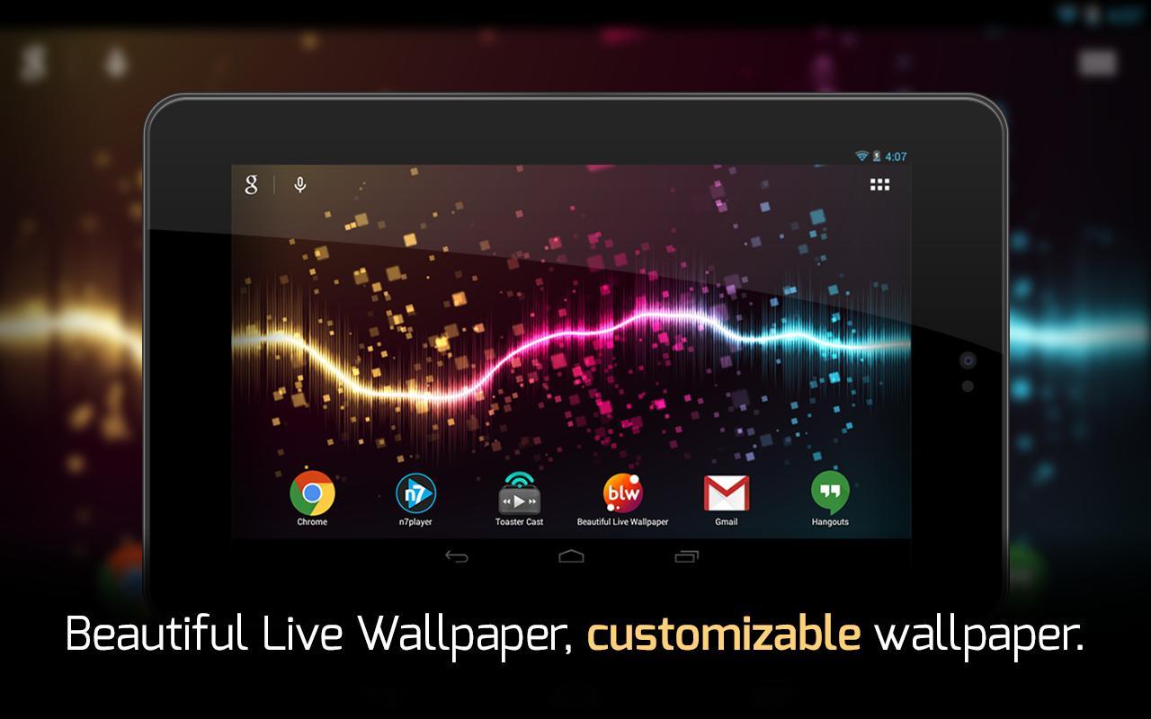 blw music visualizer wallpaper apk download free