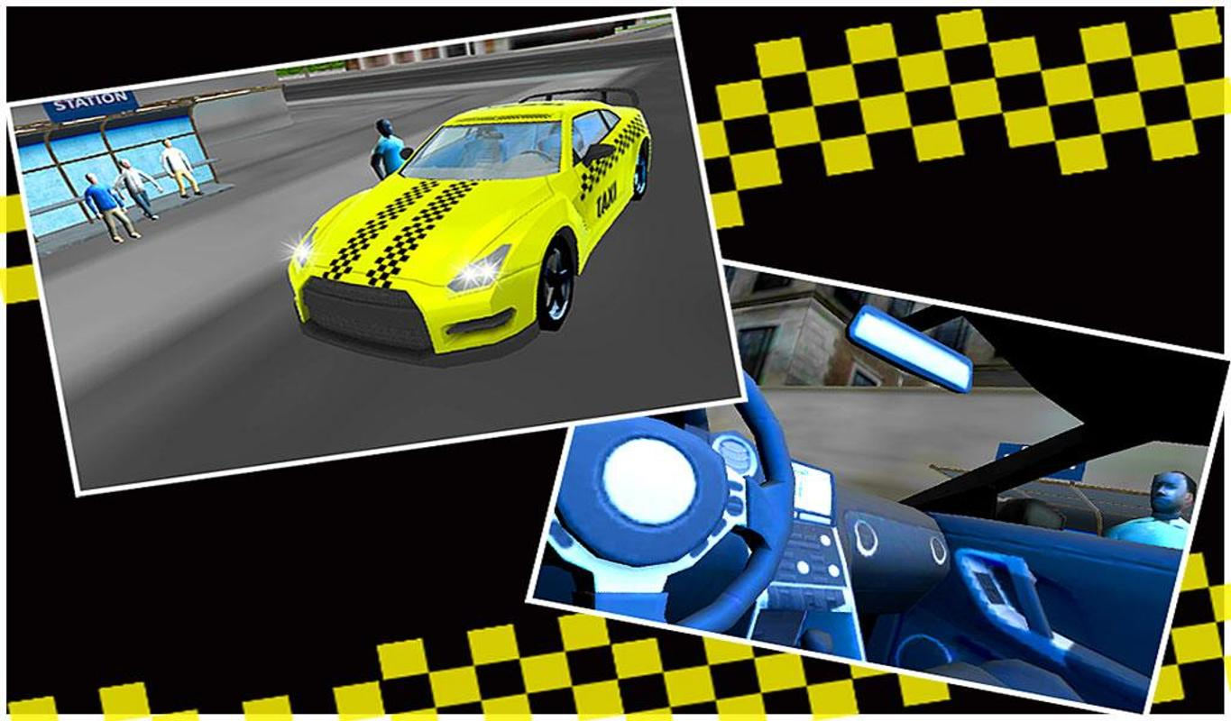 Taxi simulator 3d 2016 apk download free simulation game for Simulatore 3d