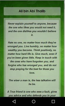 Islamic Quotes & Advices apk screenshot