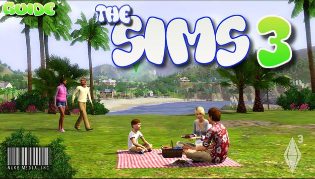 Guide The Sims 3 poster