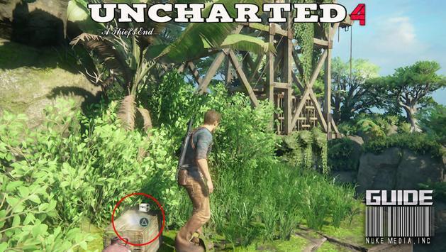 Guide Uncharted 4 apk screenshot