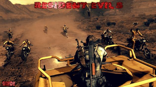 Guide Resident Evil 5 poster