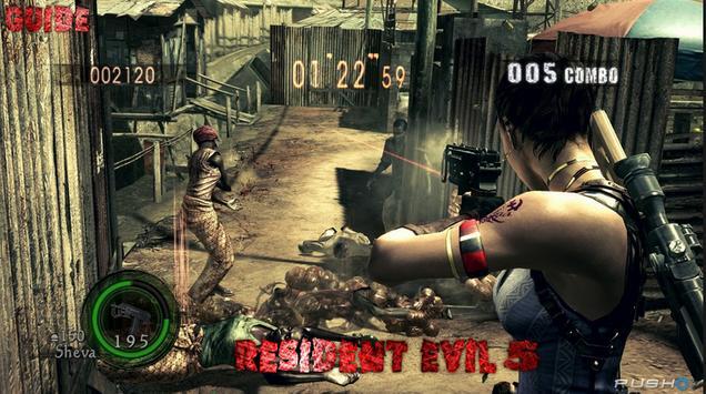 Guide Resident Evil 5 apk screenshot