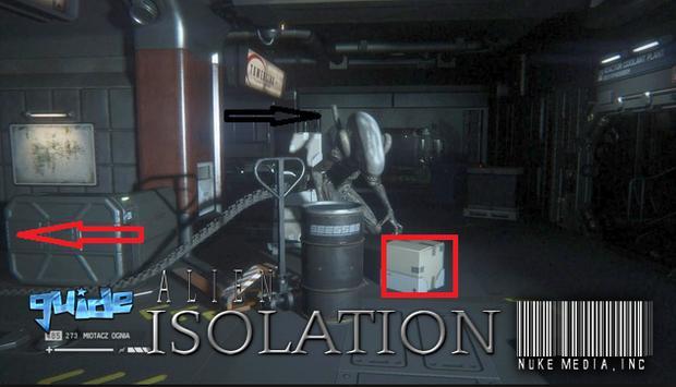 GUIDE: ALIEN ISOLATION apk screenshot