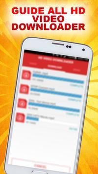 Video Download Guide apk screenshot