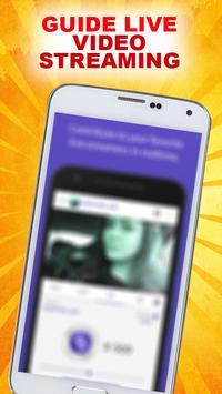 Video Live Streaming Guide apk screenshot