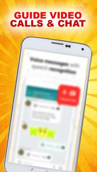 Live Video Call & Chat Guide apk screenshot
