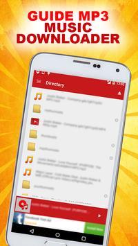 Mp3 Download Guide apk screenshot