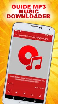 Mp3 Music Download Guide apk screenshot
