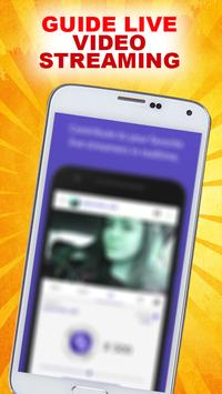 Streaming Live Video Guide apk screenshot