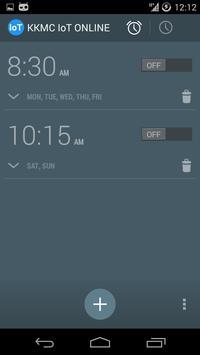 KKMC IoT apk screenshot