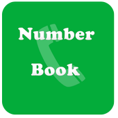 Number Book & Caller Tracker icon