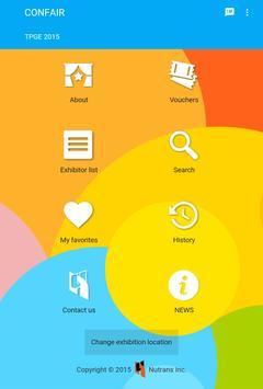 CONFAIR apk screenshot
