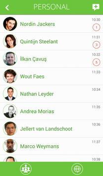 Nuvonet Messenger apk screenshot