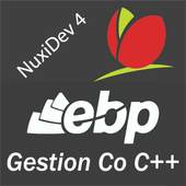 EBP Gestion Commerciale C++ icon