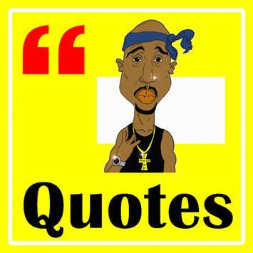 Quotes Tupac Shakur apk screenshot