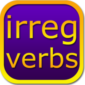 Irregular English Verbs Free icon