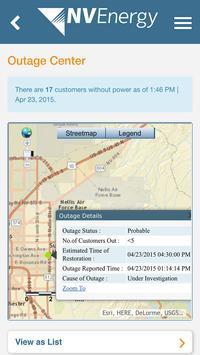 NV Energy apk screenshot