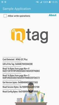 TapLinx SDK Sample App apk screenshot