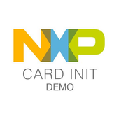 NXP Demo - Card Init icon