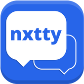 Nxtty: Anonymous, Dating Chat icon