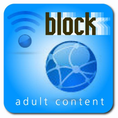 Block Adult Content icon