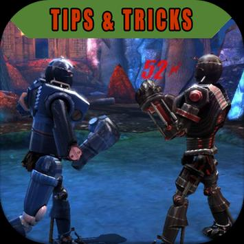 Trick for Real Steel Champions apk screenshot