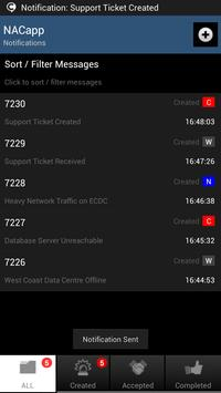 NACapp apk screenshot