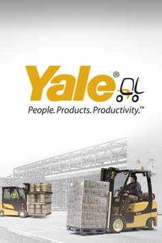 Yale Lift Trucks North America poster