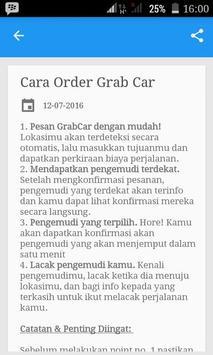 cara order grab poster