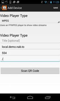 Nabto Video apk screenshot