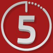 5-Seconds - Alarmcircles.com icon
