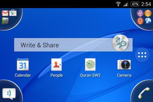 Write & Share Trial apk screenshot