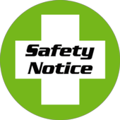 Safety Notice icon