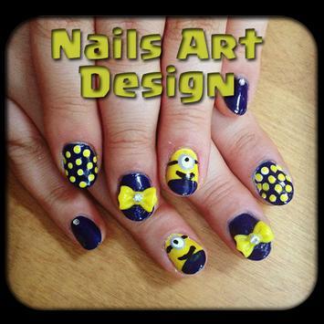 Nails Art Design poster