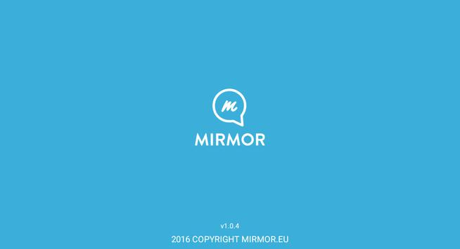 MirMor Chat apk screenshot