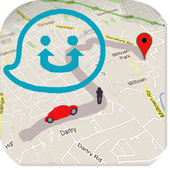 FREE Wazee GPS & Map GUIDE icon