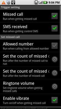 Droid Control apk screenshot
