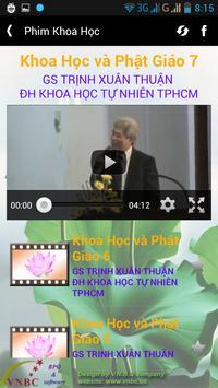 PHẬT GIÁO VÀ KHOA HỌC apk screenshot