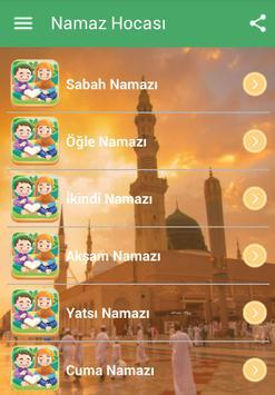 Namaz Hocası apk screenshot