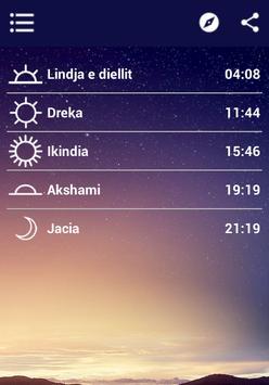 Takvimi Shqip apk screenshot