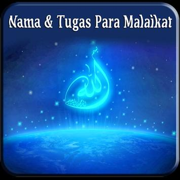 Nama & Tugas Para Malaikat poster
