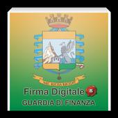 Firma Digitale GdF icon