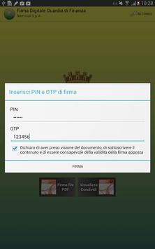 Firma Digitale GdF apk screenshot