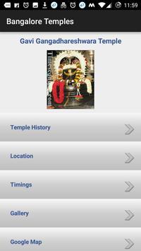 Bangalore Temples apk screenshot