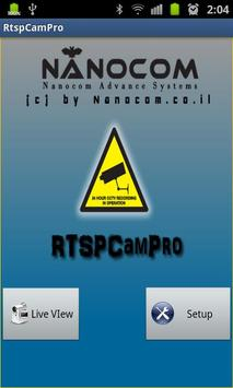 RtspCamPro poster