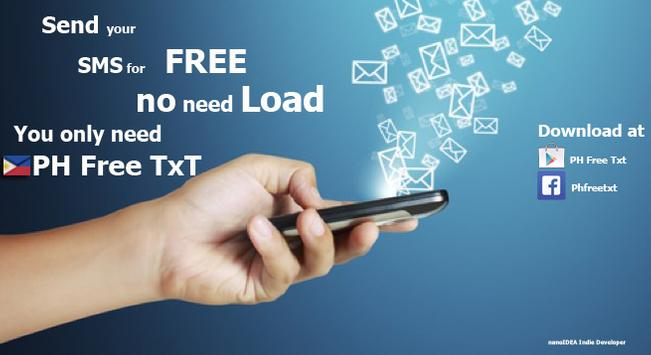PH Free TxT to Philippines apk screenshot